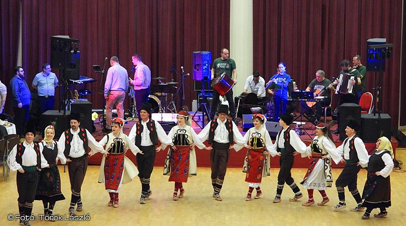 Szerb és Görög est a Szekeres közösségi házban